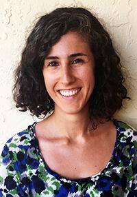 Emily Kerzin, psychotherapist