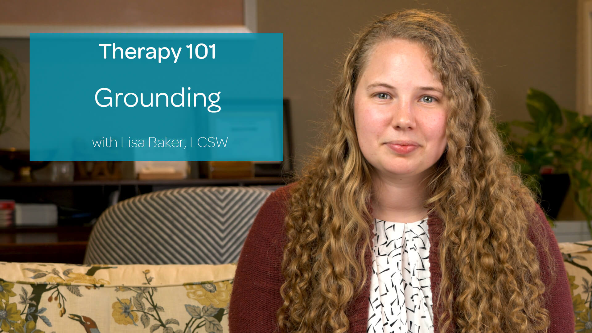 Grounding: Tricks for Anxiety!